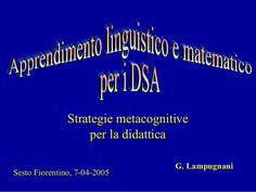 Apprendimento linguistico ematematico dsa