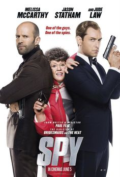 Spy (2015) 720p HD Movie 500MB Download Free