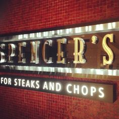 Spencer's for Steaks and Chops in Omaha, NE