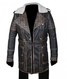 4c2e8424b5d Fall Out 4 Elder Maxson Battle Coat Jacket