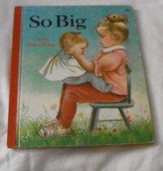 So Big by Esther Wilkin Pictures by Eloise by Starrylitvintage