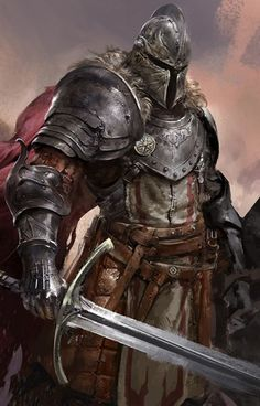 Knight by Dong Jun Lu
