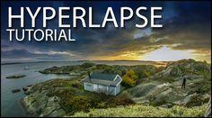Complete Hyperlapse Tutorial - Start to Finish