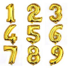 30 дюймов большой размер сияющий золотой фольги Helim шары день рождения свадебная ну вечеринку новогоднее украшение детские игрушки купить на AliExpress