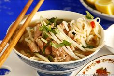Pho Bo Tai Nam (The Perfect Vietnamese Beef Rice Noodle Soup) Recipe, oxtail