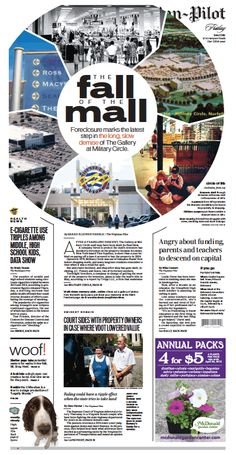 The Virginian-Pilot's front page for Friday, April 17, 2015.
