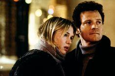 Colin Firth and Renée Zellweger in Bridget Jones's Diary
