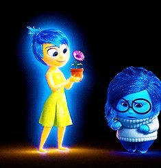 Discover & share this Inside Out GIF with everyone you know. GIPHY is how you search, share, discover, and create GIFs. Joy Inside Out, Movie Inside Out, Gifs, Animated Movie Posters, Joy And Sadness, Character Design Girl, Disney Shows, Pixar Movies, Animation Film