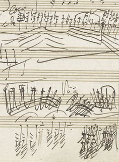 Alchymista:  - Musical notation by Ludwig van Beethoven