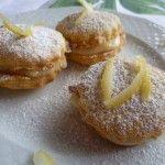 Biscotti con crema al limoncello