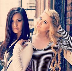 Megan and Liz Mace :) <3