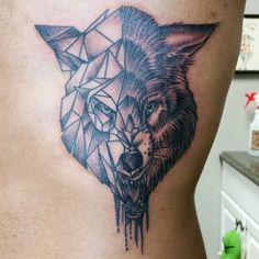 awesome Top 100 wolf tattoos - http://4develop.com.ua/top-100-wolf-tattoos/