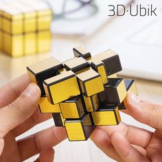 5,40€  Cube Magique 3D-Ubik