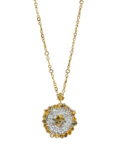 Pleve diamond jewelry necklace