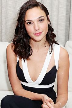 Gal Gadot attends the Variety's Actors on Actors set.