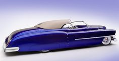 1950 Cadillac Series 61 Roadster by Rick Dore 2/2