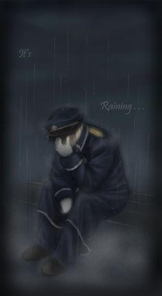 It's Raining by Frostocelot