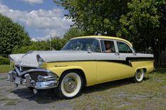 1956 Meteor Rideau