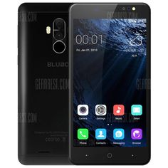 🏷️🐼 Bluboo D1 3G Smartphone-BLACK - 53.34€    Tip: Unlocked for Worldwide use. Please ensure local area network is compatible. click here for Network Frequency of your country. Please check with your carrier/provider before purchasing this item. Main Features: Bluboo D1 3G Smartphone 5.0 inch Android 7.0 MTK6580A Quad Core 1.3GHz 2GB RAM...  #Bluboo, #BonsPlans, #Deals, #Discount, #Gearbest, #Promotions, #Réduc