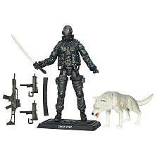 G.I. Joe Pursuit of Cobra 3 3/4 Inch Action Figure Desert Battle Snake Eyes by Hasbro. $16.59. For Ages 4 & Up. Snake Eyes (Ninja Commando) comes with weapons, accessories and a clip & collect character I.D. card. G.I.Joe: The Pursuit of Cobra 3 3/4 inch action figure from Hasbro. SNAKE EYES is the G.I. JOE teamâ?TMs ninja commando. As he and his wolf Timber cross the sand, he encounters his enemy STORM SHADOW®. The COBRA® ninja is heavily armed, but so is SN...