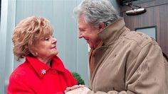 Rita and Dennis Tanner British Drama Series, Tv Soap, Coronation Street, Wedding Pictures, Soaps, Memories, Fan, Running, Live