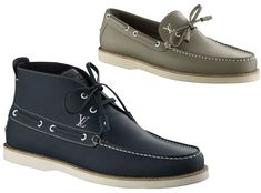 White Louis Boat Shoes Jay Z
