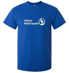 Great Northern Railroad, Wikipedia Images, Printed Shirts, Colorful Shirts, Recipe, Places, Mens Tops, Recipes, Lugares