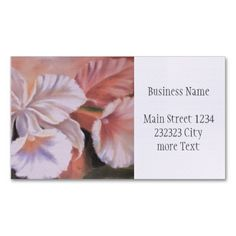 Get customizable Pastel business cards or make your own from scratch! ✅ Premium cards printed on a variety of high quality paper types. Business Cards, Promotion, Pastel, Articles, Studio, Floral, Prints, Painting, Lipsense Business Cards