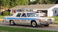 Chicago Police Dept Dodge Royal Monaco, 440/727/3.23