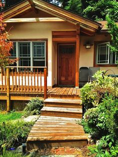 400 Sq. Ft. Tiny Cottage in North Carolina 002