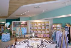 Roller Rabbit - store interior