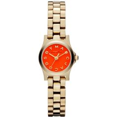 Marc by Marc Jacobs Henry Dinky 21MM ($200) ❤ liked on Polyvore