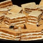Caramel Nut Wafers (Griláž)