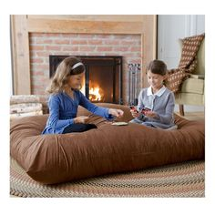 Versatile Oversized Floor Pillow | Pillows & Throws