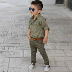 Children and Young Toddler Boy Fashion, Little Boy Fashion, Toddler Boy Outfits, Toddler Boys, Fashion Kids, Cute Boy Outfits, Outfits Niños, Baby Boy Dress, Baby Boy Swag