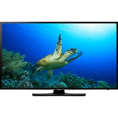 TV LED 40'' Samsung UN40H5100 Full HD com Conversor Digital Integrado 2 HDMI 1 USB Função Futebol ConnectShare Movie