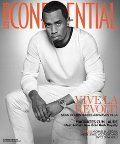 74ab03018045 LA Confidential Cover  Diddy On His Baby Mothers   Discovering New Artists  · Sean CombsJuly 10New ArtistsGossipFashion NewsFashion ...