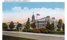 Oswego State Normal School, Oswego, N.Y. circa 1935
