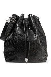 Proenza SchoulerPython bucket bag