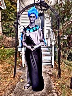 Disney Hades DIY costume