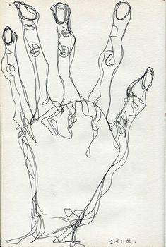 Egon Schiele - Hands