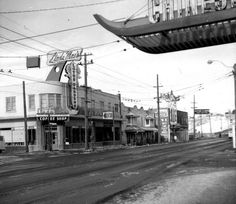 A then-and-now look at Calgary's growing skyline 4th Street, Street View, Fairmont Palliser, 1940s Photos, Then And Now, Calgary, Vintage Ads, Skyline, Canada