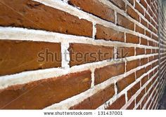 brick wall in perspective, stock images from acstudios