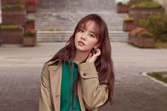 Fans adore actress Kim So Hyun's new look! Kim So Hyun recently made a switch from her signature long, flowy locks to a shorter cut, and she showcased the new style … Asian Celebrities, Asian Actors, Korean Actresses, Korean Actors, Child Actresses, Actors & Actresses, Dramas, Hyun Soo, Kim Sohyun