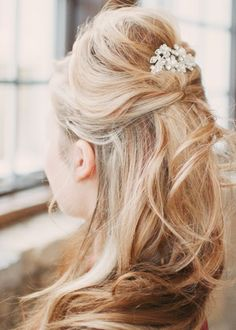 CLIMER | Wedding Photography | Wedding hairstyle