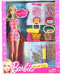 Barbie Brunch Time Playset $14.99
