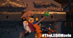 The LEGO Movie - Bad Day