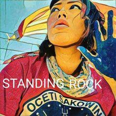 #nodapl #standingrock #indigenousrising (via @soksi_blackwolf)