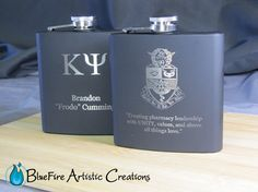 Custom Personalized Flask Engraved Flask by BlueFireEngraving, $12.50