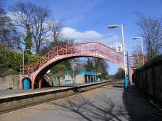Stocksfield - Stocksfield station © Brian Austin
